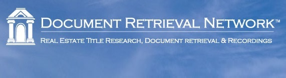 DRN Document Retrieval Network. Real Estate Title Search, Document Retrieval & Recordings